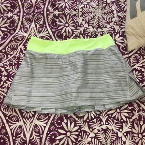 Lululemon Run Speed Skirt